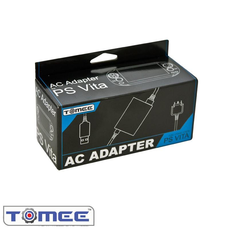 PS Vita Tomee AC Adapter [NEW]