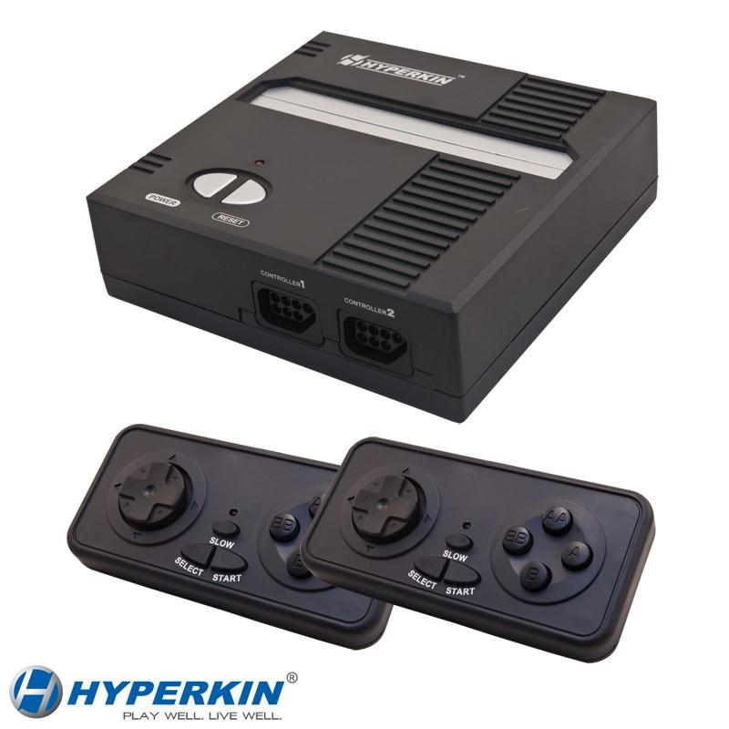 RetroN 1 NES Gaming System (Black) [NEW]