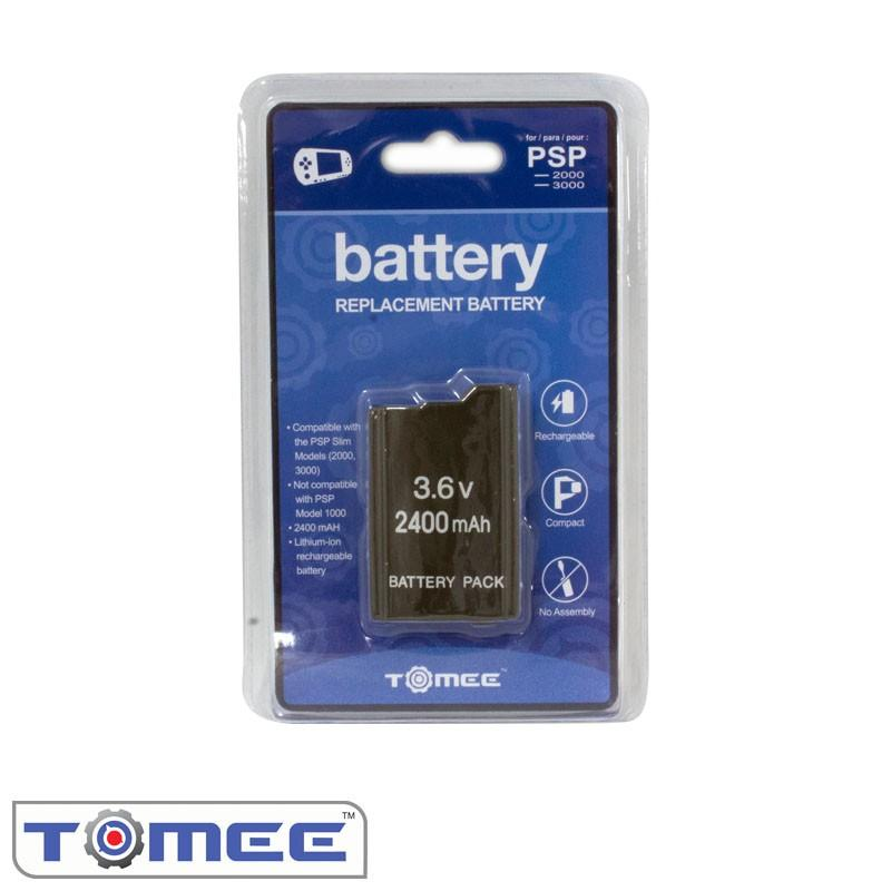 Replacement Battery for PSP 2000/3000 [NEW]
