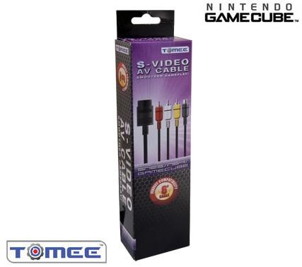 SNES / GameCube / N64 S-Video Audio Cable [NEW]