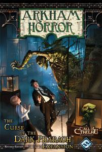 Arkham Horror: Curse of the Dark Pharoah Revised FFGVA78