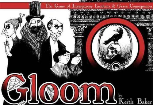 Gloom Card Game By Atlas Games ATG1250