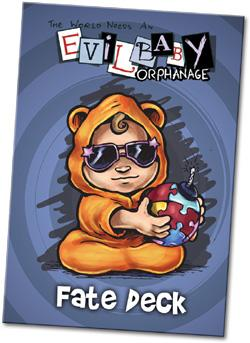 EVIL BABY ORPHANAGE: FATE DECK WYR11004