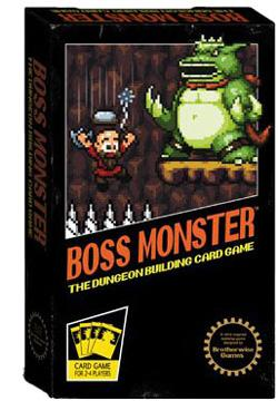 BOSS MONSTER - THE DUNGEON BUILDING CARD GAME BWG001