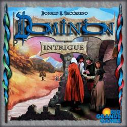 Dominion: Intrigue RIO390 2ND EDITION