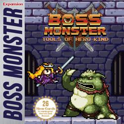 "BOSS MONSTER - ""TOOLS OF HERO-KIND"" MINI-EXPANSION BWG002"