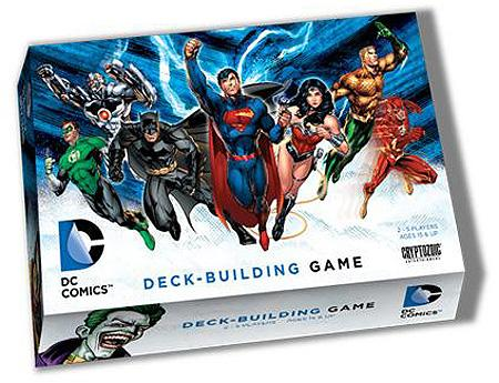 DC Comics: Deckbuilding Game CZE 01532