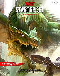 Dungeons and Dragons Next RPG: Starter Set WOC A92160000