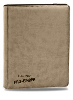 9 POCKET PREMIUM PRO BINDER, WHITE 84192