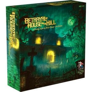 BETRAYAL AT HOUSE ON THE HILL AVH26633