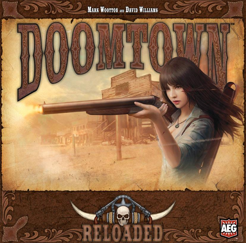 Doomtown: Reloaded AEG5901
