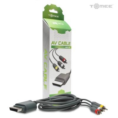 Xbox 360 AV Cable Tomee