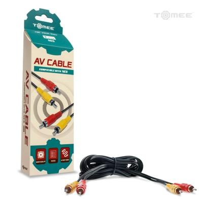 NES 2 Prong AV Cable Tomee