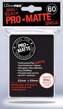 SMALL PRO MATTE BLACK DECK PROTECTOR 84021