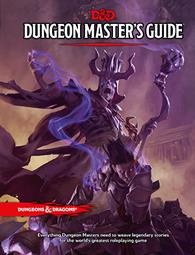 Dungeons and Dragons RPG: Dungeon Masters Guide WOC A92190000