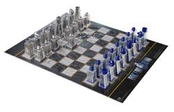 DOCTOR WHO: LENTICULAR ANIMATED CHESS SET UT03889