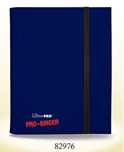 9 POCKET PRO BINDER DARK BLUE 82976
