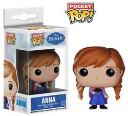 POCKET POP! KEYCHAIN FROZEN ANNA FNK4920