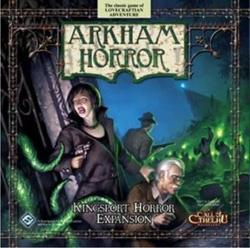 ARKHAM HORROR: KINGSPORT HORROR EXPANSION FFGVA53