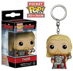 POCKET POP! KEYCHAIN AVENGERS AGE OF ULTRON THOR KEY CHAIN FNK5