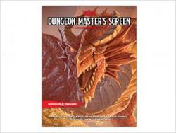 "DUNGEONS & DRAGONS RPG: NEXT ""DUNGEON MASTER'S SCREEN"" WOCA9605"