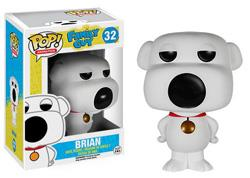 POP! ANIMATION 032 FAMILY GUY BRIAN FNK5239