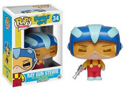 POP! ANIMATION 034 FAMILY GUY RAY GUN STEWIE FNK5241
