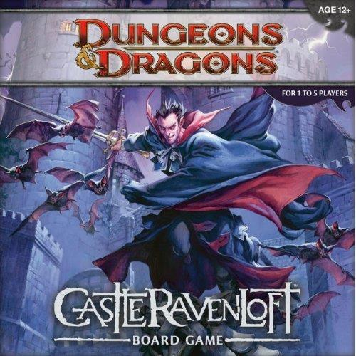 DUNGEONS & DRAGONS CASTLE RAVENLOFT BOARDGAME WOC20779