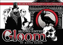 GLOOM THE CARD GAME (2ND EDITION) ATG1350