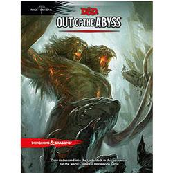 DUNGEONS & DRAGONS RPG OUT OF THE ABYSS WOCB2439
