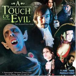 A TOUCH OF EVIL THE SUPERNATURAL GAME FFP0201