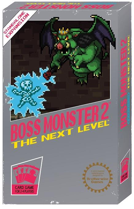 BOSS MONSTER 2: THE NEXT LEVEL BWG003