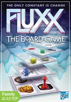 FLUXX: THE BOARD GAME LOO055