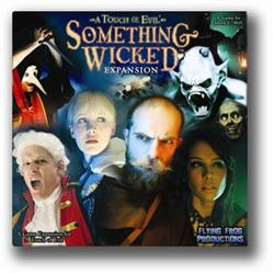 A TOUCH OF EVIL: SOMETHING WICKED FFP0203