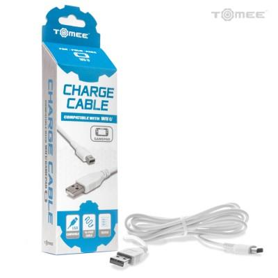Wii U GamePad Charge Cable Tomee