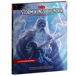 DUNGEONS AND DRAGONS RPG STORM KING'S THUNDER WOCB8669