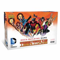 DC COMICS - DECK BUILDING GAME: TEEN TITANS CZE01861