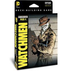 DC COMICS - DECK BUILDING GAME: WATCHMEN, CROSSOVER PACK CZE019