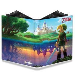 THE LEGEND OF ZELDA: PRO-BINDER - A LINK BETWEEN WORLDS 85211