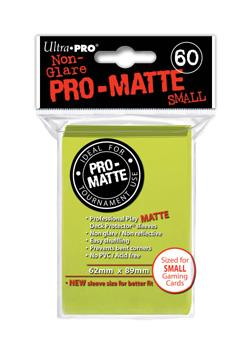 SMALL PRO MATTE BRIGHT YELLOW DECK PROTECTOR 84150