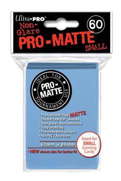 SMALL PRO MATTE LIGHT BLUE DECK PROTECTOR 84270