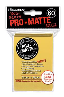 SMALL PRO MATTE YELLOW DECK PROTECTOR 84268