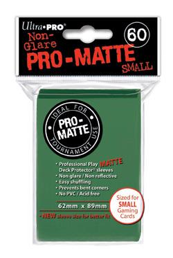 SMALL PRO MATTE GREEN DECK PROTECTOR 84265