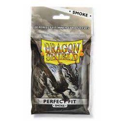 DRAGON SHIELDS PERFECT FIT 100CT PACK SMOKE FFGDSP023