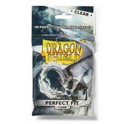 DRAGON SHIELDS PERFECT FIT 100CT PACK CLEAR FFGDSP001