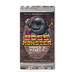 BOSS MONSTER PAPER AND PIXELS PACK BWG005
