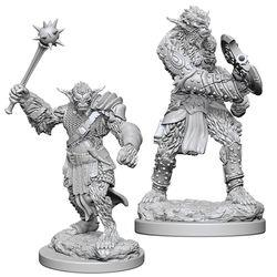 DUNGEONS AND DRAGONS NOLZUR'S MARVELOUS UNPAINTED MINIATURES BU