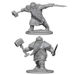 DUNGEONS AND DRAGONS NOLZUR'S MARVELOUS UNPAINTED MINIATURES DW