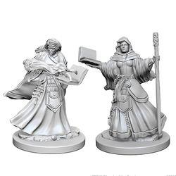 DUNGEONS AND DRAGONS NOLZUR'S MARVELOUS UNPAINTED MINIATURES HU
