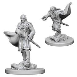 DUNGEONS AND DRAGONS NOLZUR'S MARVELOUS UNPAINTED MINIATURES VA